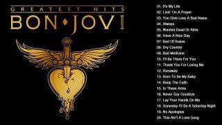 Best of Bon Jovi – celý album