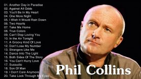 Phil Collins – najlepšie hity