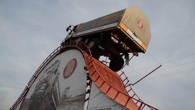 Tatra 810 v Ostrave zdolala svetový rekord!