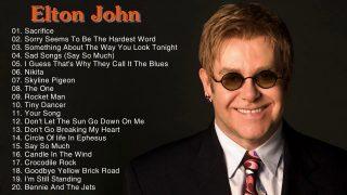 To najlepšie od Eltona Johna