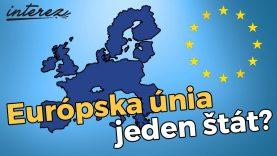 Ako by to vyzeralo, keby bola Európska únia jeden štát?