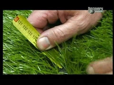 Jak se to dělá – Umělý trávník