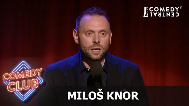 Jak sbalit chlapa podle Miloše Knora?