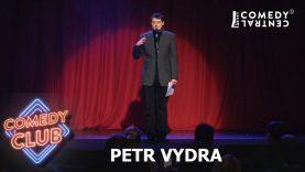 Jak vypadá nejblbější Čech podle Petra Vydry?