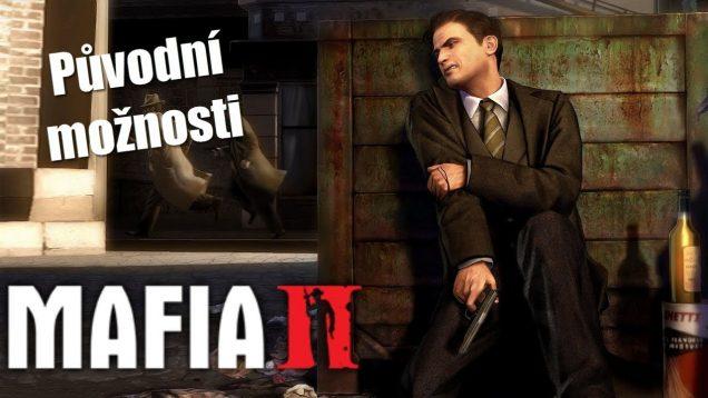 Jaké možnosti jsme měli mít v původní verzi hry MAFIA II?
