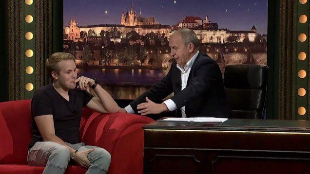 Jirka Král v Show Jana Krause