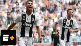 Ronaldo se konečně dočkal! Dvěma góly zařídil výhru Juventusu nad Sassuolem