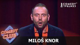 Zprávy na Nově vs. Máte slovo | Miloš Knor