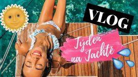 Tyzden na jachte v Chorvatsku – Pekny VLOG